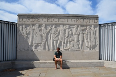 Outside Lord's