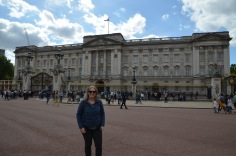 Visiting the Queen