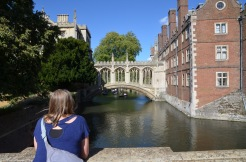 Looking at the Bridge of Sighs