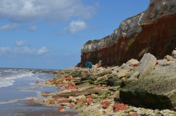 Wandering geologist