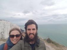 Dover selfie