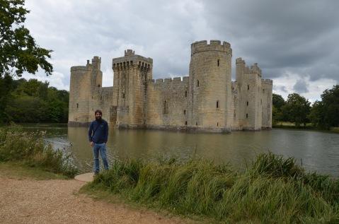 Lord Lucas & Bodiam Castle