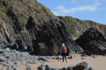 Gemma the geologist
