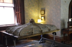 Restoring King Edward VII's Bed