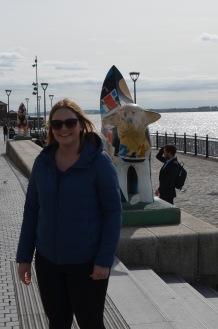 Lambananas on the waterfront