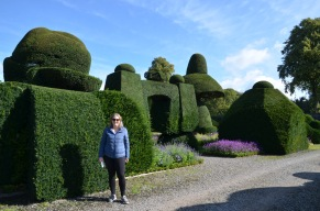 Topiary time