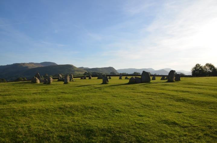 Magical looking stone circle