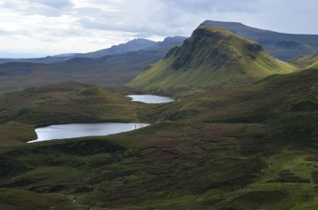 Postcard scenery