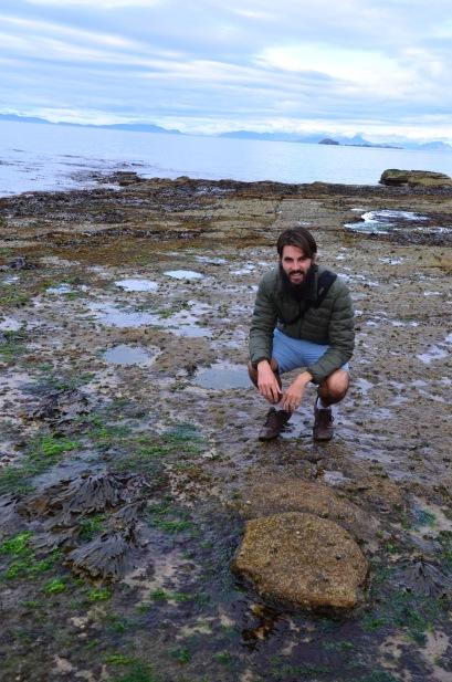 Paleontologist Kadin