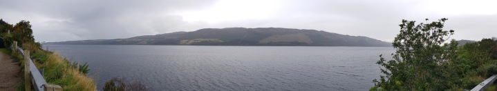 Looking for the Loch Ness monster