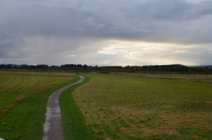 View over Culloden