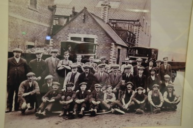 Original Glenkinchie workers