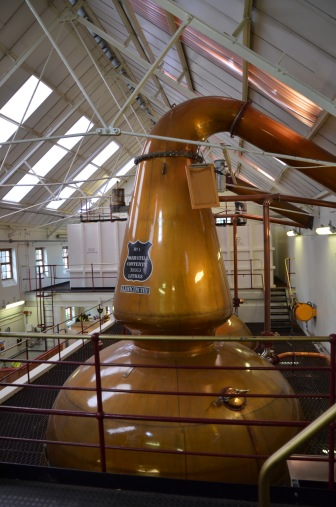 Distillery - All copper!
