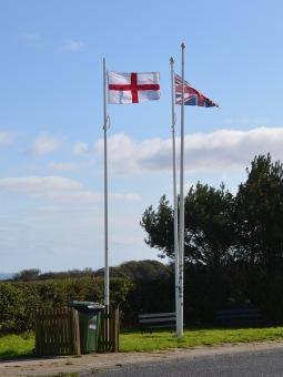 'Allo again England