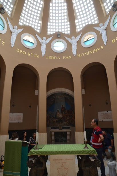 Beautiful dome chapel