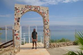 Kadin at the Dead Sea