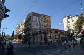 Downtown Jerusalem