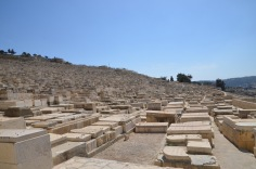 Massive cemetery