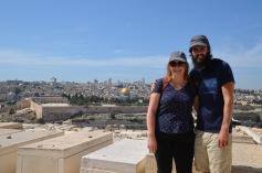 On Mount of Olives