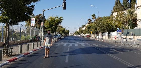 Yom Kippur walk