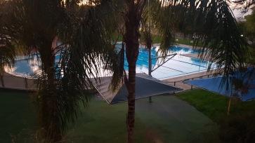 Kibbutz pool