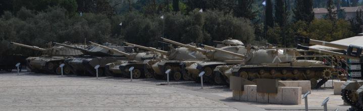 So many tanks
