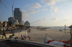 City meets the beach