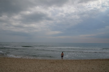 Black Sea swim