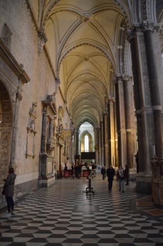 Grand interior