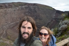 Crater selfie