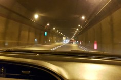 Really long tunnels