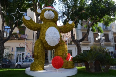 Santa-Bear