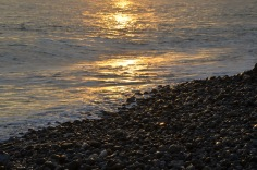 Rocky beach, Nice