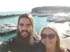 Marina selfie