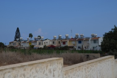 Roof tanks in Protaras