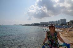 Beach at Protaras