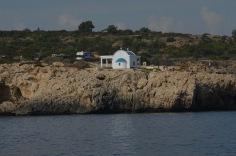 Church on the coast