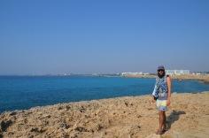 Long coastal walk