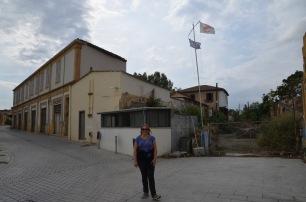 Nicosia - divided city