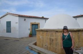 Old water storage