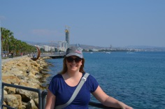 Limassol coastline