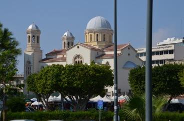 Church in Limassol
