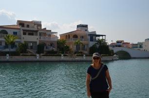 Nice marina homes