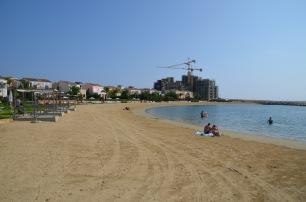 Beach near Limassol