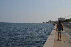 Larnaca waterfront