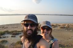 Salt lake selfie
