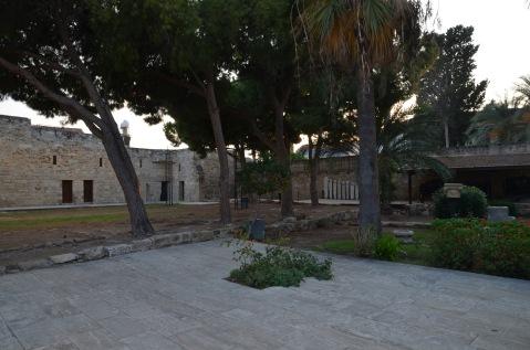 Medieval castle of Larnaca