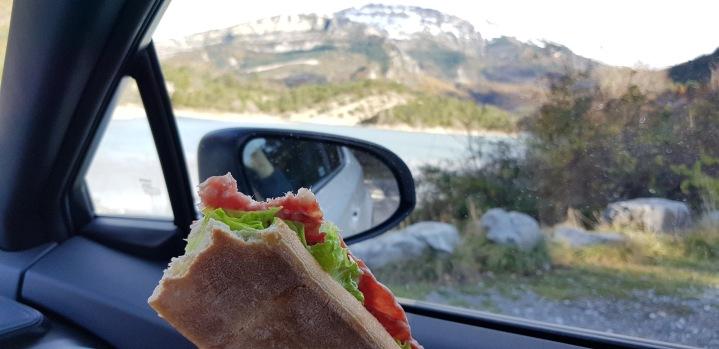 Lunch Baguette