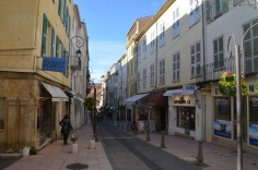 Antibe streets
