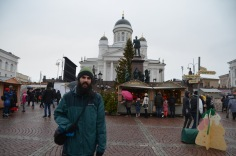 Christmas markets by daylight